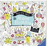 Geburtstagskarten Zum Ausmalen Die Besten Im Vergleich