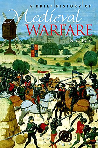 A Brief History of Medieval Warfare Cover Image