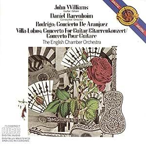 Rodrigo: Concierto De Aranjuez; Villa-Lobos: Guitar Concerto
