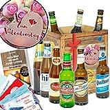 9x Liebesbiere zum Valentinstag