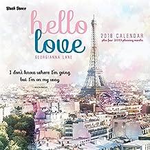 Hello Love 2018 Calendar