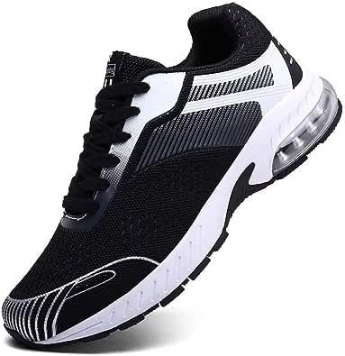 Mabove Herren Damen Laufschuhe Turnschuhe Sportschuhe Stra/ßenlaufschuhe Sneaker Atmungsaktiv Trainer f/ür Running Fitness Gym Outdoor