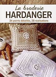 La broderie Hardanger : 24 points détaillés, 28 réalisations