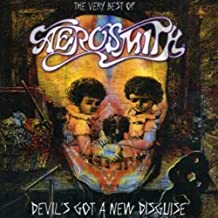 Devil's Got a New Disguise: Very Best of Aerosmith