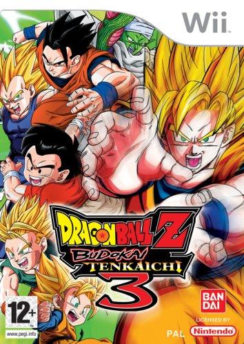 Dragon Ball Z: Budokai Tenkaichi 3 [Importación alemana]