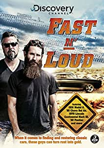 fast n 39 loud season 1 dvd dvd blu ray. Black Bedroom Furniture Sets. Home Design Ideas