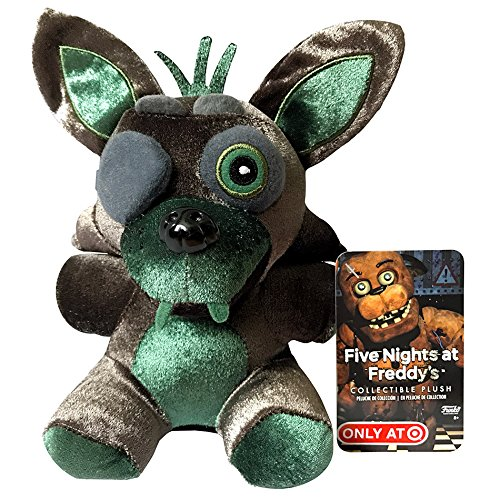 Five Nights At Freddys - Phantom Foxy Nightmare Plush - 15cm 6""
