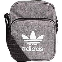5933ff74f487 adidas Originals MINI BAG CASUAL Kleine Taschen herren Black White  Geldtasche Handtasche