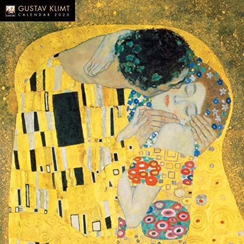 Gustav Klimt 2020: Original Flame Tree Publishing-Kalender [Kalender] (Wall-Kalender)