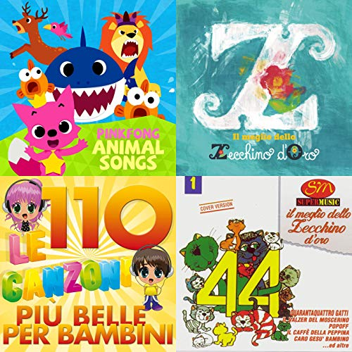 50 canzoni per bambini