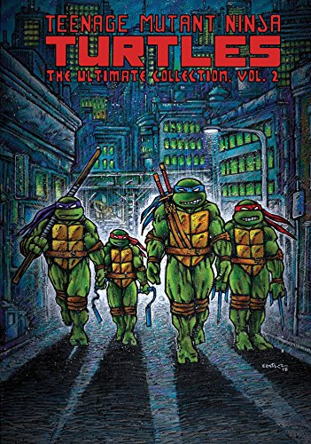 Teenage Mutant Ninja Turtles: The Ultimate Collection, Vol. 2 (TMNT Ultimate Collection, Band 2) (Mask Jones Casey Tmnt)