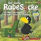 Die Wunscherfüllkiste, Der Waldgeist, Haltet den Dieb!: 1 CD (Der kleine Rabe Socke - Hörspiele zur TV Serie, Band 2)