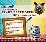 Die große Franz-Eberhofer-Box (12 CDs) - Rita Falk