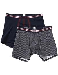 Sloggi pantalon pour homme men pack for 2 short pour match c2P (1NC20)