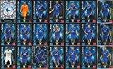 MATCH ATTAX 2018/19 Cardiff City - Set Completo di 21 Carte con Tutti e 3 i cartoncini