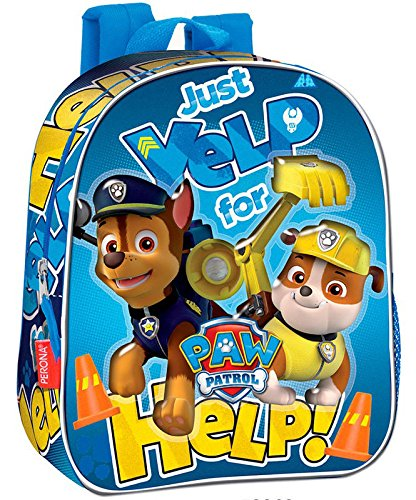 "PAW PATROL-Junior-Rucksack 53313 ""Just Yelp for Help"", 28 cm"