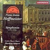 Hoffmeister: Symphonies in G Major / E Major / D Major