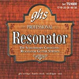 GHS 1600 TS Tim Scheerhorn Cryogenic Resonator Guitar Strings