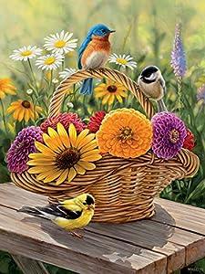 Cobble Hill 54339Casse-Têtes-Summer Bouquet