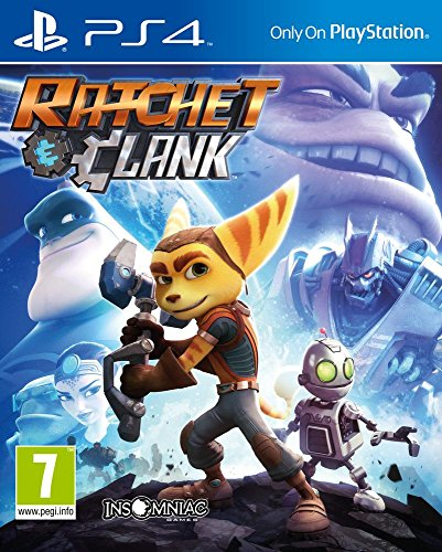 Ratchet and clank - eu version - playstation 4 [edizione: regno unito]