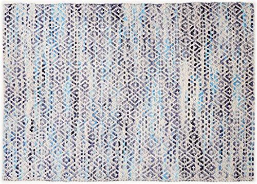 Teppich Diamond Blau 65 X 135 Cm Tom Tailor Vergleichstest Jan