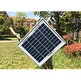 SUNYOUNGERTM - Panel solar policristalino (5 W) para bomba de agua