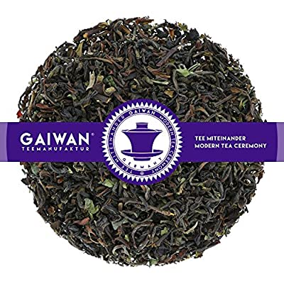 "N° 1233: Thé noir ""Darjeeling Margarethe's Hope TGFOP"" - feuilles de thé - GAIWAN® GERMANY - thé noir de l'Inde"
