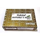 Incienso Goloka Nature´s Nest, pack de 12 cajas