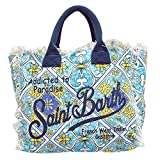 Saint Barth MC2 BORSA CANVAS DONNA