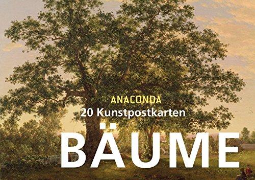 Postkartenbuch Bäume -