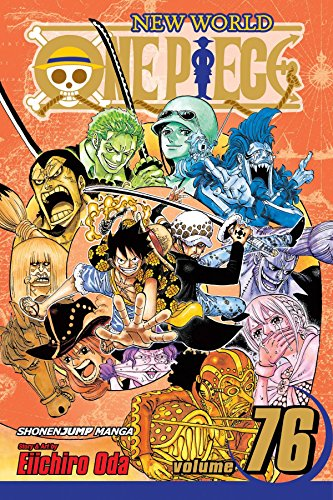 One Piece Volume 76