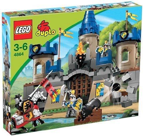 LEGO-Duplo-4864-King-Castle