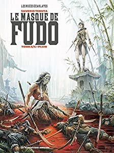 Le Masque de Fudo Edition simple Tome 2