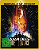 STAR TREK 08: DER ERSTE KONTAKT (Blu-ray Disc, Steelbook) Limited Edition