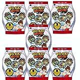 Sachets de 3 médailles Yo-Kai Watch - x7