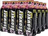 All Stars Isowhey Pure Whey-Isolat Drink, Wildberry, 16er Pack (16 x 500 ml)