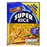 Batchelors Golden Vegetable Flavour Super Rice, 100g