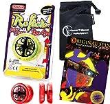 Duncan REFLEX - AUTO RETURN YoYo (Vert) Pro String Trick Yo Yo das automatisch kommt...