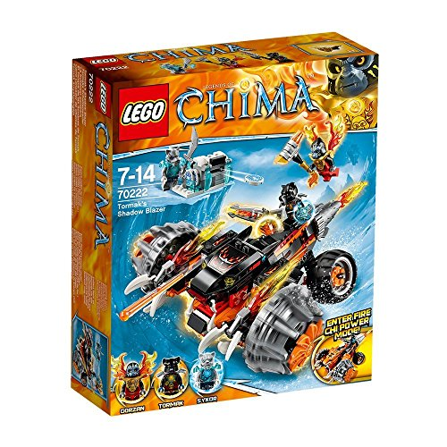 LEGO Legends of Chima 70222 - Tormaks Schattenwerfer - Of Chima-sets Legends Lego