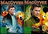 MacGyver - Staffel 2+3 (11 DVDs)