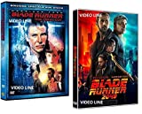 Blade Runner 1-2 Original Final Cut + 2049 - (2 Film 3 DVD) Edizione Italiana