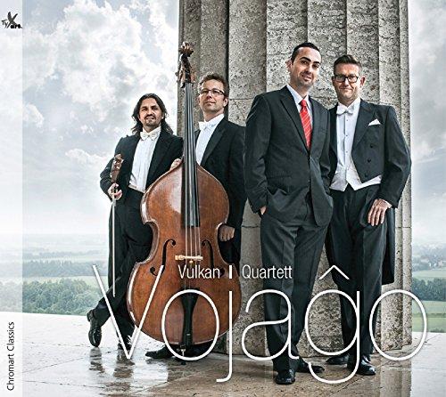 Preisvergleich Produktbild Vojago - Eine musikalische Weltreise