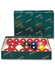 Snooker-ball-juego de 52,4 mm Aramith