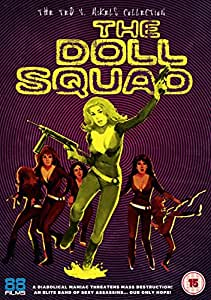 The Doll Squad [DVD]