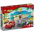 Lego DUPLO - La course de la Piston Cup - 10857 - Jeu de Construction