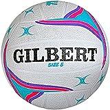 Gilbert APT Ausbildung Netball, Purple, 5