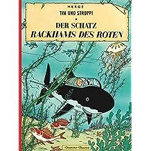 Tim und Struppi, Carlsen Comics, Neuausgabe, Bd.11, Der Schatz Rackhams des Roten (Tim & Struppi, Band 11)