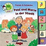 Puzzeln und Entdecken - Paul und Marie in der Stadt