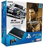 Uncharted 3: Drakes Deception - Gran Turismo 5: Academy Edition