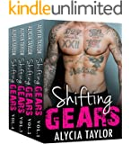Shifting Gears: The Complete Series (Sports Bad Boy Romance)